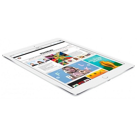 Silver iPad Air 2 4G 64 Tablet